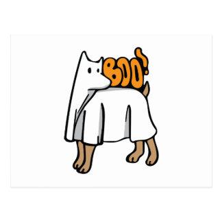 Ghost Dog Postcard