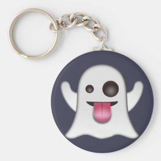 ghost_emoji key ring