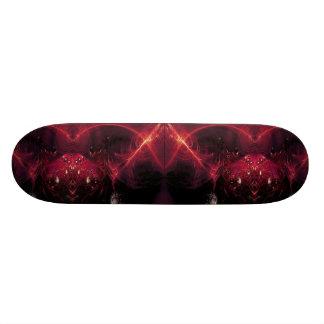 """Ghost Gear """"Blood Disease"""" Skateboard Deck"""