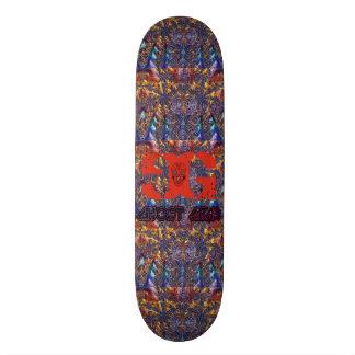 """Ghost Gear """"Schizophrenic"""" Skateboard Deck"""