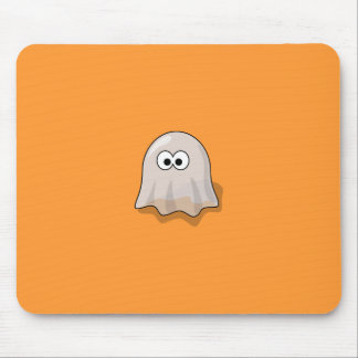 ghost gift mousepad