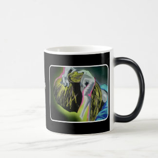 'Ghost Girl' Morphing Mug
