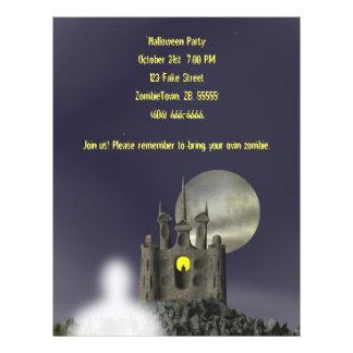 Ghost - Halloween Flyer