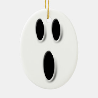 Ghost Halloween Ornament