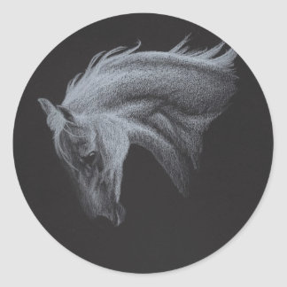 Ghost Horse Collection Stickers