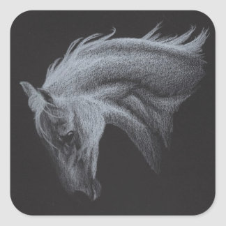 Ghost Horse Collection Sticker