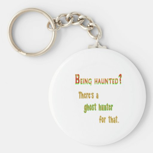 Ghost Hunter App For That Keychain