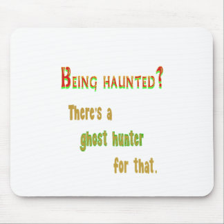 Ghost Hunter App For That Mousepads