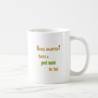 Ghost Hunter App For That Mug
