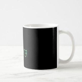 Ghost Hunter - Black Background Mug