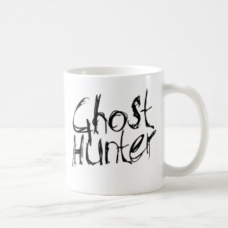 Ghost Hunter Coffee Mug
