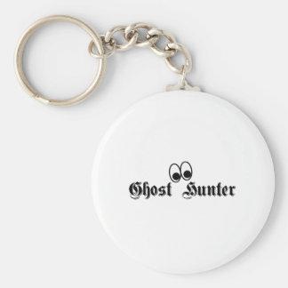 Ghost Hunter Eyes Key Ring