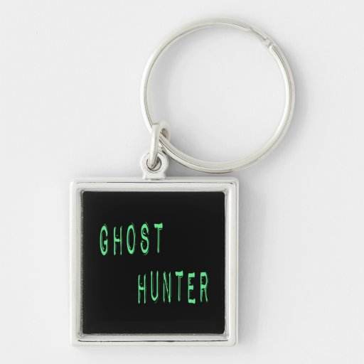 Ghost Hunter Keychains