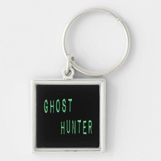 Ghost Hunter Keychains