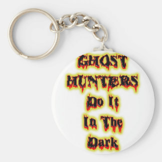 Ghost Hunter Key Ring