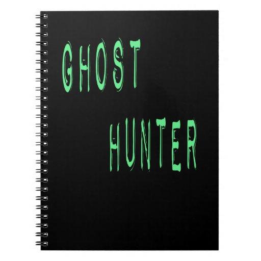 Ghost Hunter Notebooks