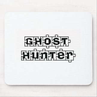 ghost hunter puzzle mouse pad