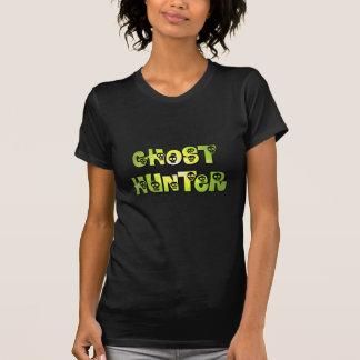 Ghost Hunter Skulls black and green shirt