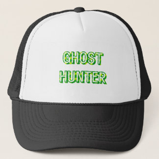 Ghost Hunter Trucker Hat