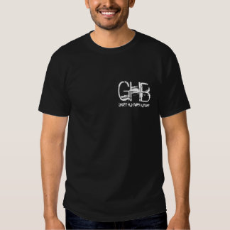 Ghost Hunters Busters T-shirt