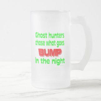 Ghost Hunters Chase What Goes Bump Coffee Mug