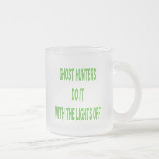 Ghost Hunters Do It Mug