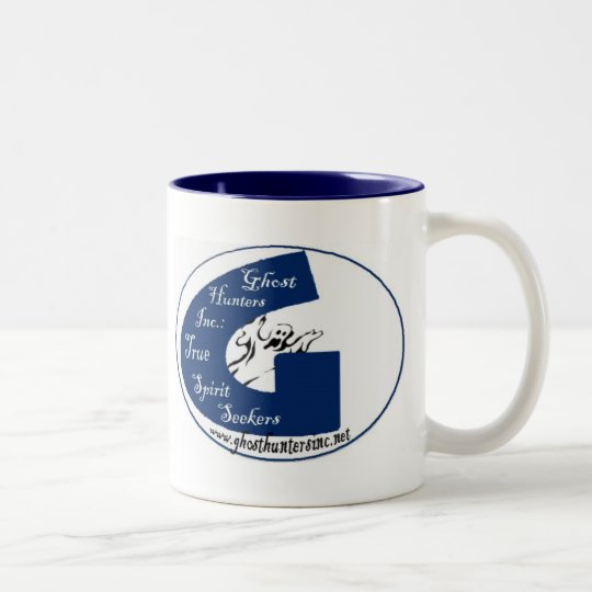 Ghost Hunters Inc. Coffee Mug