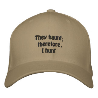 Ghost Hunters Philosophy Baseball Cap
