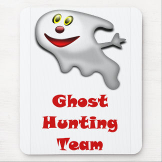 Ghost Hunting Team Mouse Pads