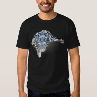 Ghost Leopard Dark Tee Shirt