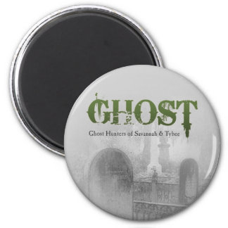 GHOST Logo Magnet