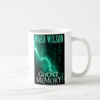 Ghost Memory Mug - White