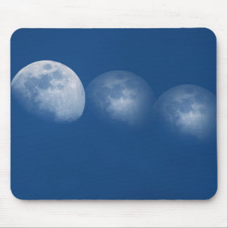 Ghost Moons Mouse Mat