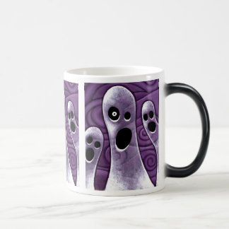 Ghost Morphing Mug