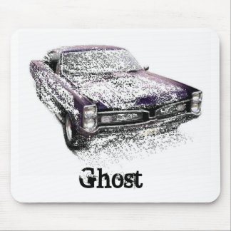Ghost Mouse Mat