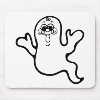 Ghost Mousepads