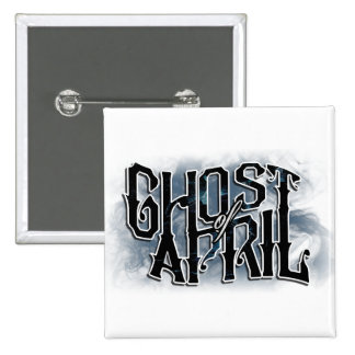 Ghost of April Logo Button square