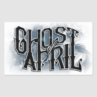 Ghost of April Sticker