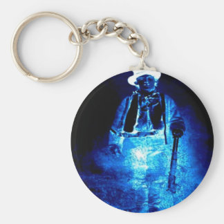 Ghost of Billy The Kid - Key Ring