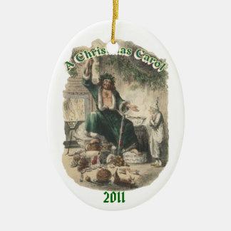 Ghost of Christmas Present Christmas Ornament