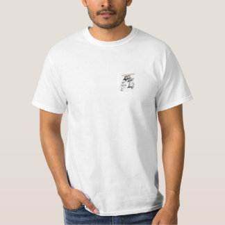 Ghost of Dragstrip Hollow Retro T-Shirt