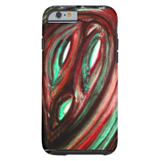 Ghost of Loneliness Tough iPhone 6 Case