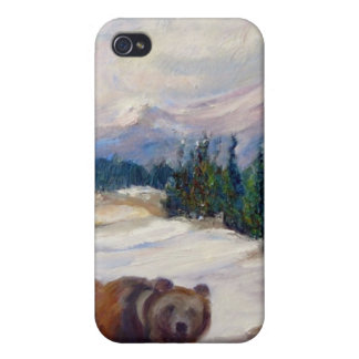 Ghost of the Past iPhone 4/4S Cases