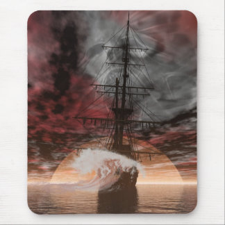 Ghost Rider Mouse Pad