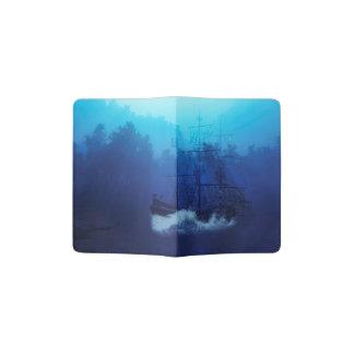 Ghost Ship Passport Holder