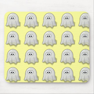 Ghost - Spooky Haunted Mousepads