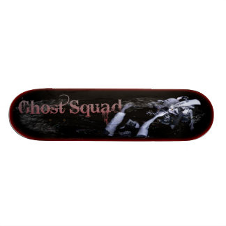 Ghost Squad Customized Board Skate Board Decks