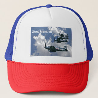 Ghost Squadron Trucker Hat
