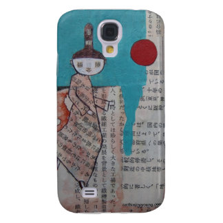Ghost Story spec/phone case 3G Samsung Galaxy S4 Case