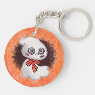 Ghost the ghost Double-sided keychain